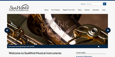 SeaWind Musical Instruments