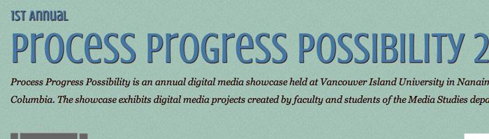 VIU Process Progress Possibility