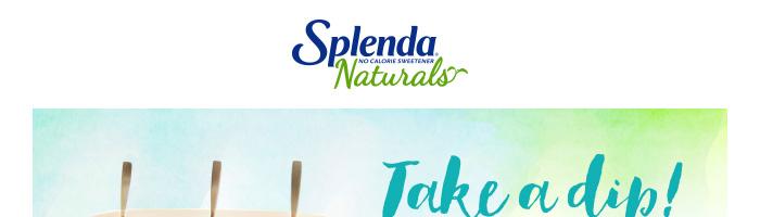 Splenda 30 Day Challenge