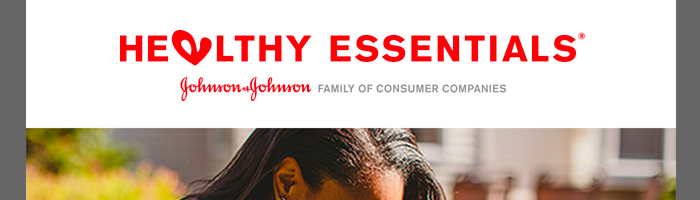 Healthy Essentials Email Newsletter 2017
